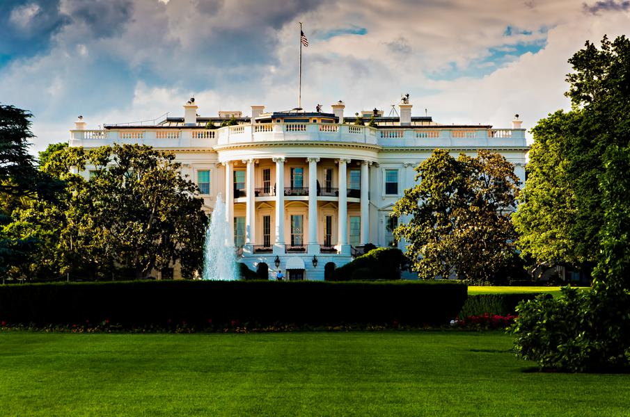 Drain The Swamp: A Sinkhole Just Opened Up In The White House Lawn