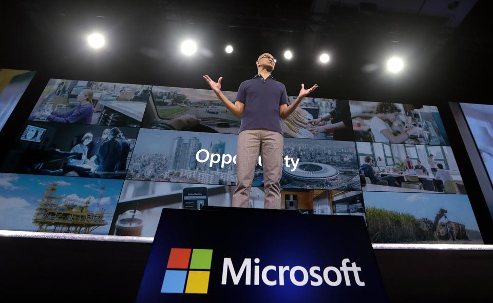 Microsoft Looking To Build Decentralized Identity Network On Top Of Bitcoin Blockchain