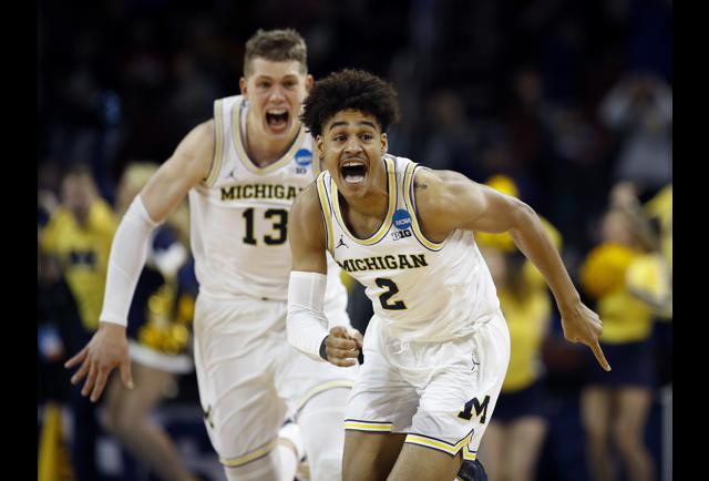 March Madness 2018 Schedule: Sweet 16 Odds And Pro Bracket