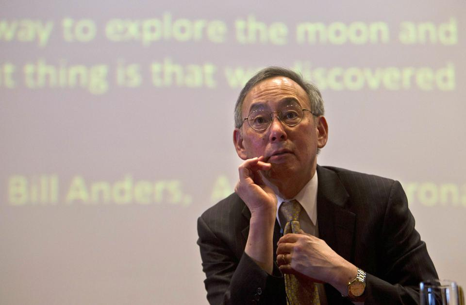 Get Ready For 1.5¢ Renewable Electricity, Steven Chu Says, Which Could Unleash Hydrogen Economy
