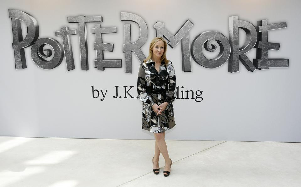 Warner Bros. And J.K. Rowling's Pottermore Announce New Joint Venture