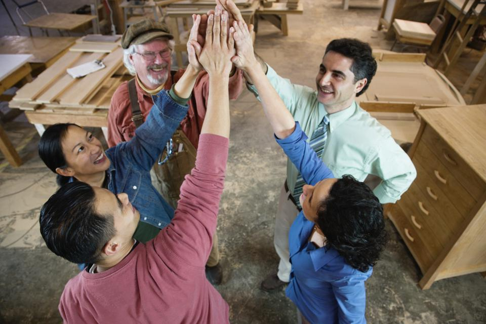 5 Ways Your Team Can Help Take Your Abilities To The Next Level