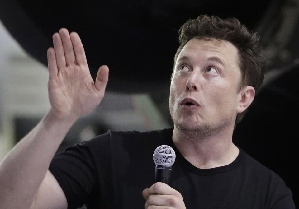 The SEC Ought To Take On Twitter Not Musk