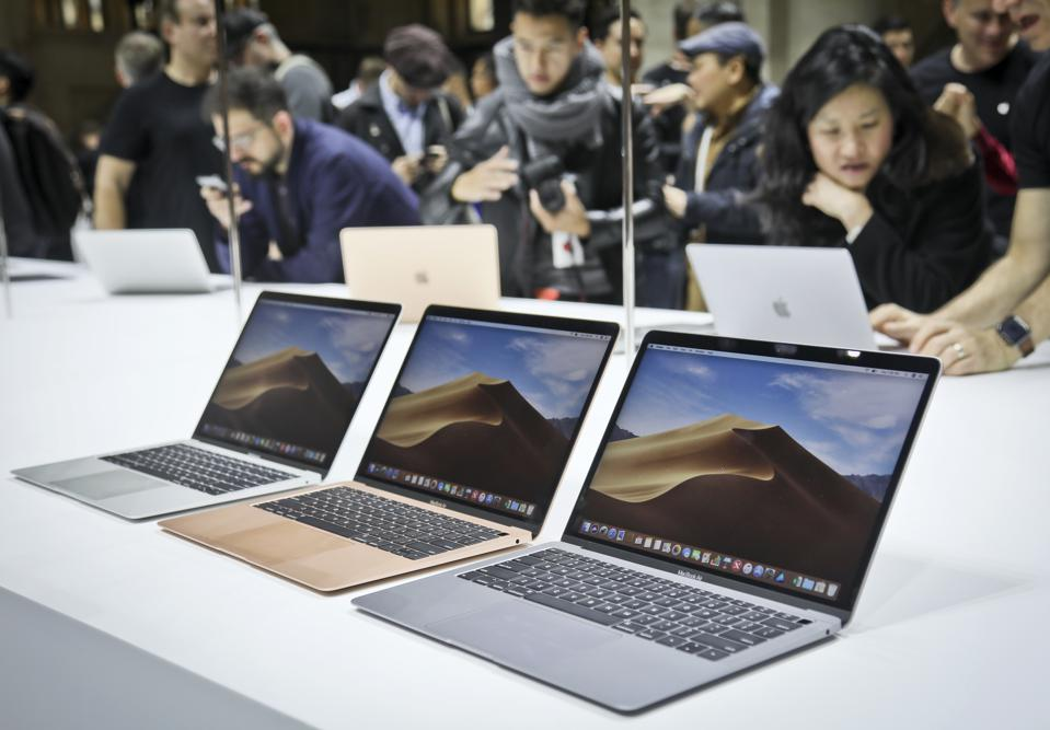 Why You Should Buy The New MacBook Air Instead Of The MacBook Or MacBook Pro