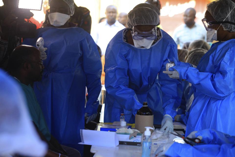 Ebola-Fighting Molecule Found In Human Cells
