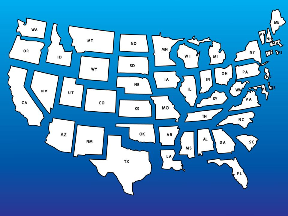 States Offer Information Resources: 50+ Open Data Portals