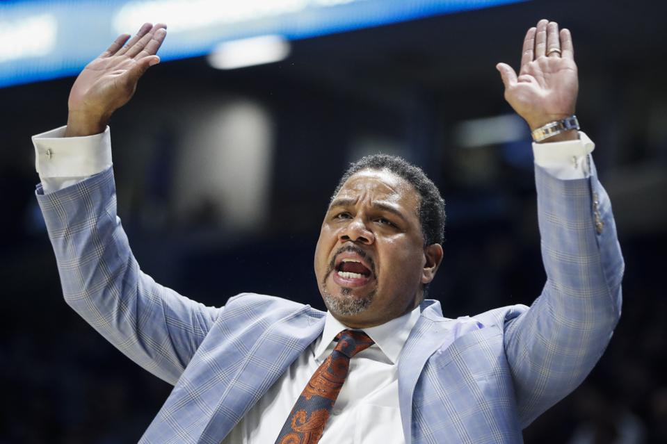 The 14-Team Big Ten Had 14 White Basketball Coaches: Michigan AD Warde Manuel Can Change That