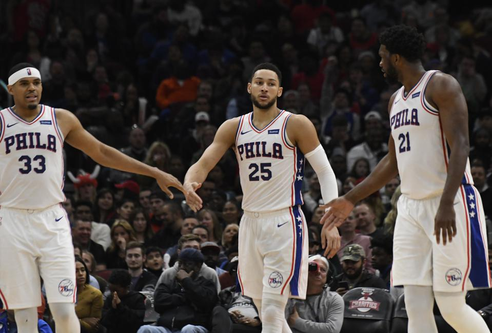 How Ben Simmons' Extension Affects The Sixers' Long-Term Financial Outlook
