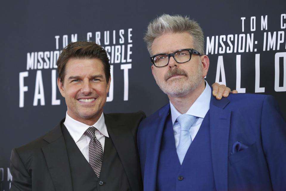 'Mission: Impossible Fallout' Director Talks Trilogy Thoughts And 'Star Trek'