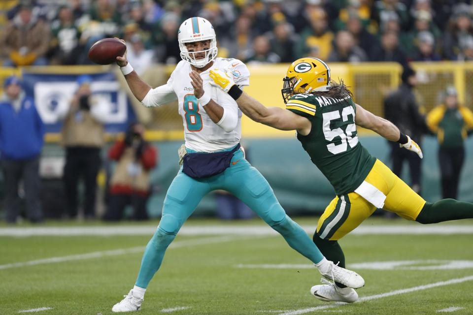 Green Bay Packers Lose Veterans Matthews And Cobb In Free Agency
