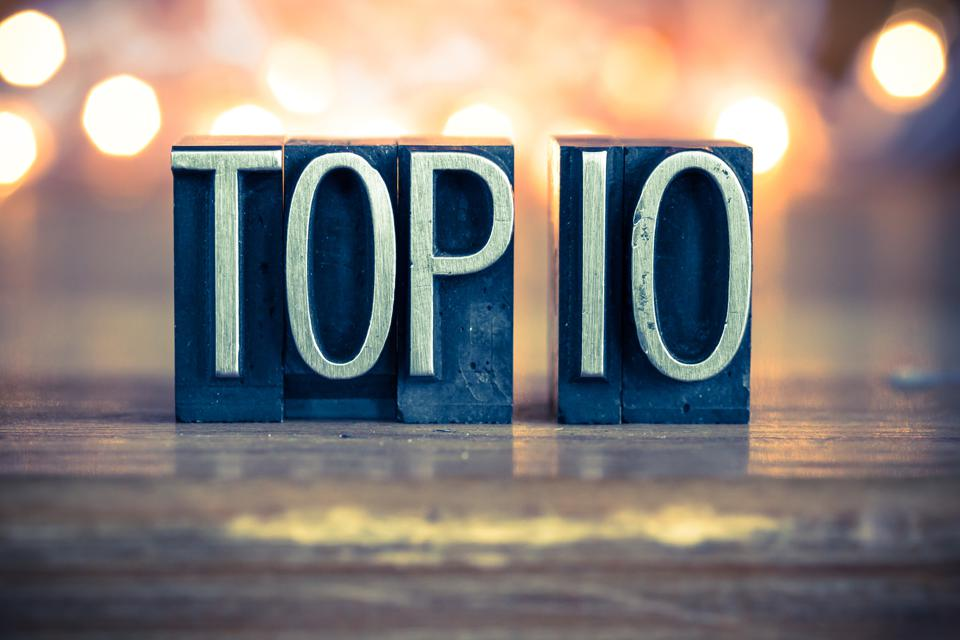 The 10 Top Picks For 2018 From Argus Research