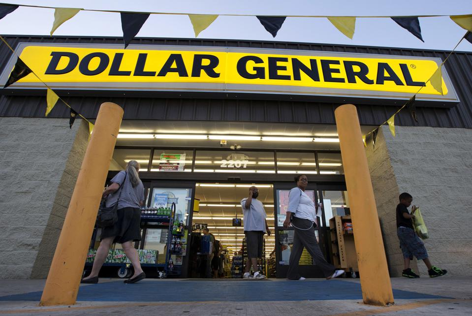 Dollar General Opening 975 Stores To Quench Food Deserts Thirst