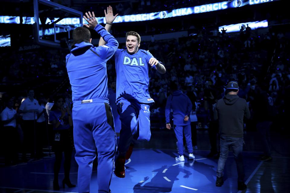 The Dallas Mavericks Are Playing Some Of The Best Basketball In The NBA