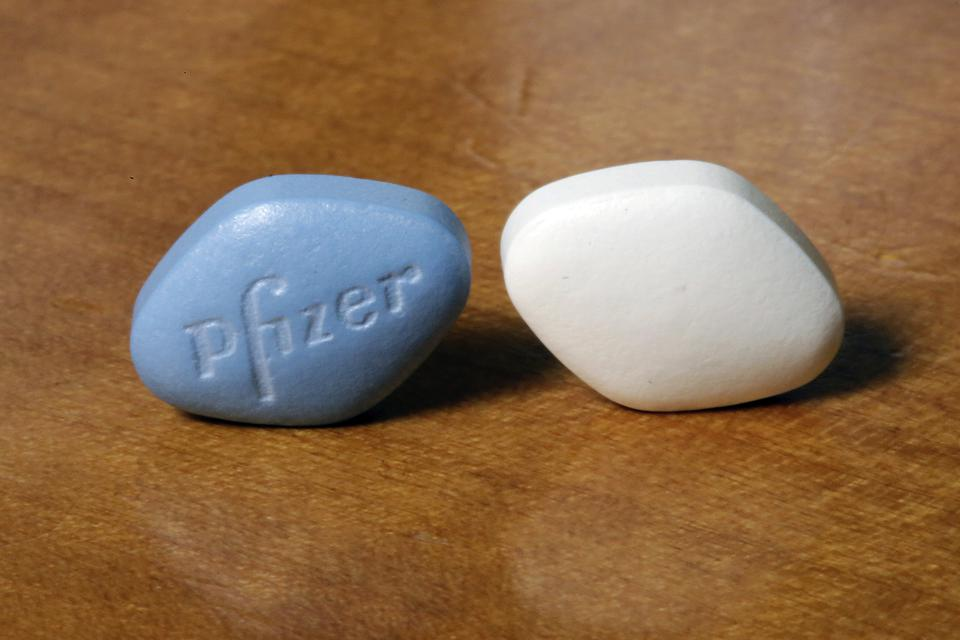 When did viagra become available