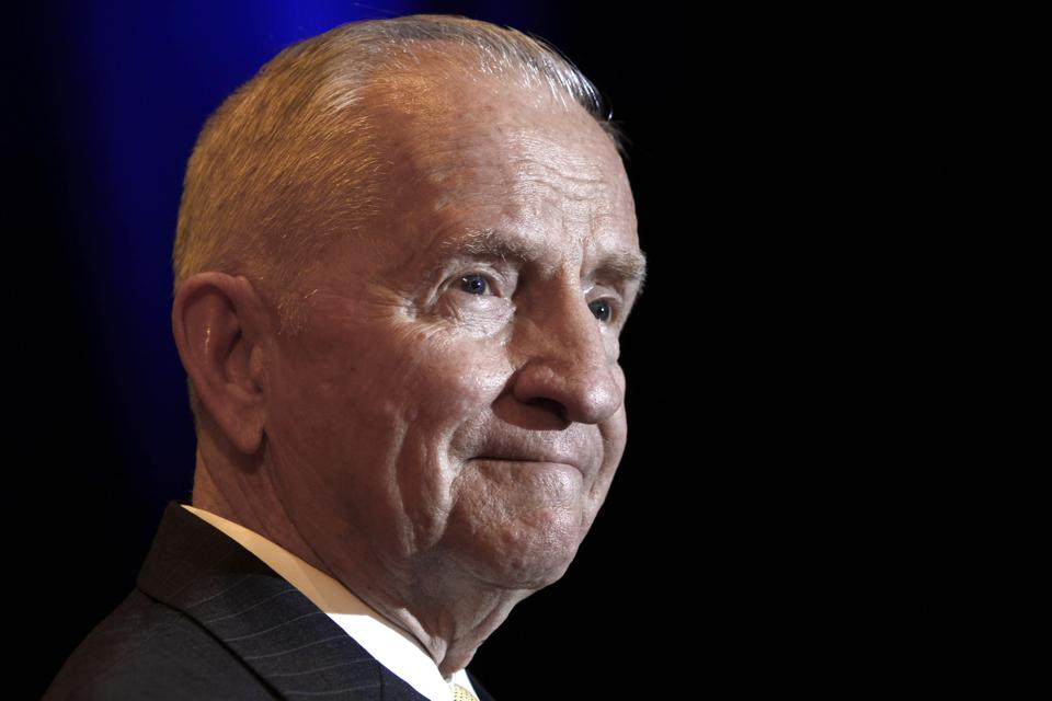 Ross Perot: The Blunt, Audacious Billionaire Was One Of A Kind