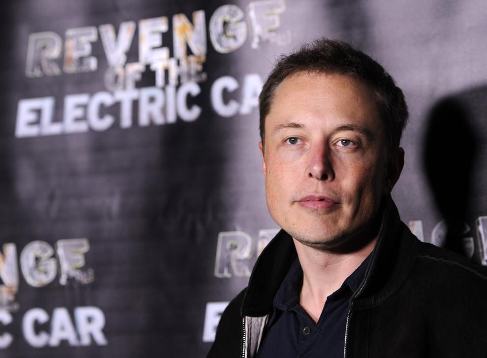 The Musk - Magazine cover