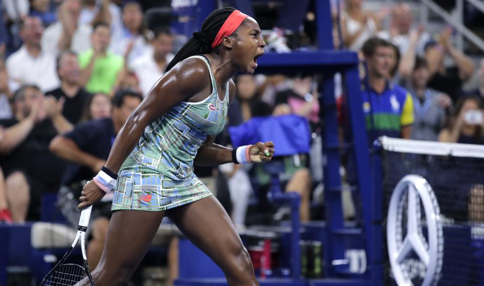 15-Year-Old Coco Gauff Wins Thriller, Advances To U.S. Open Showdown With World No. 1 Naomi Osaka