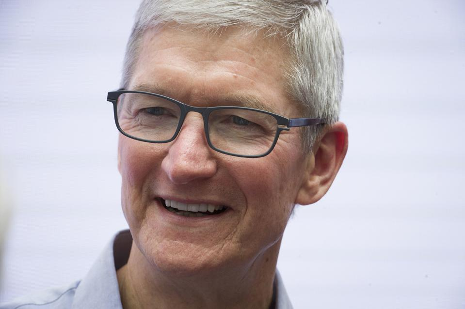 At Stanford, Tim Cook Speaks Truth To The Powerful