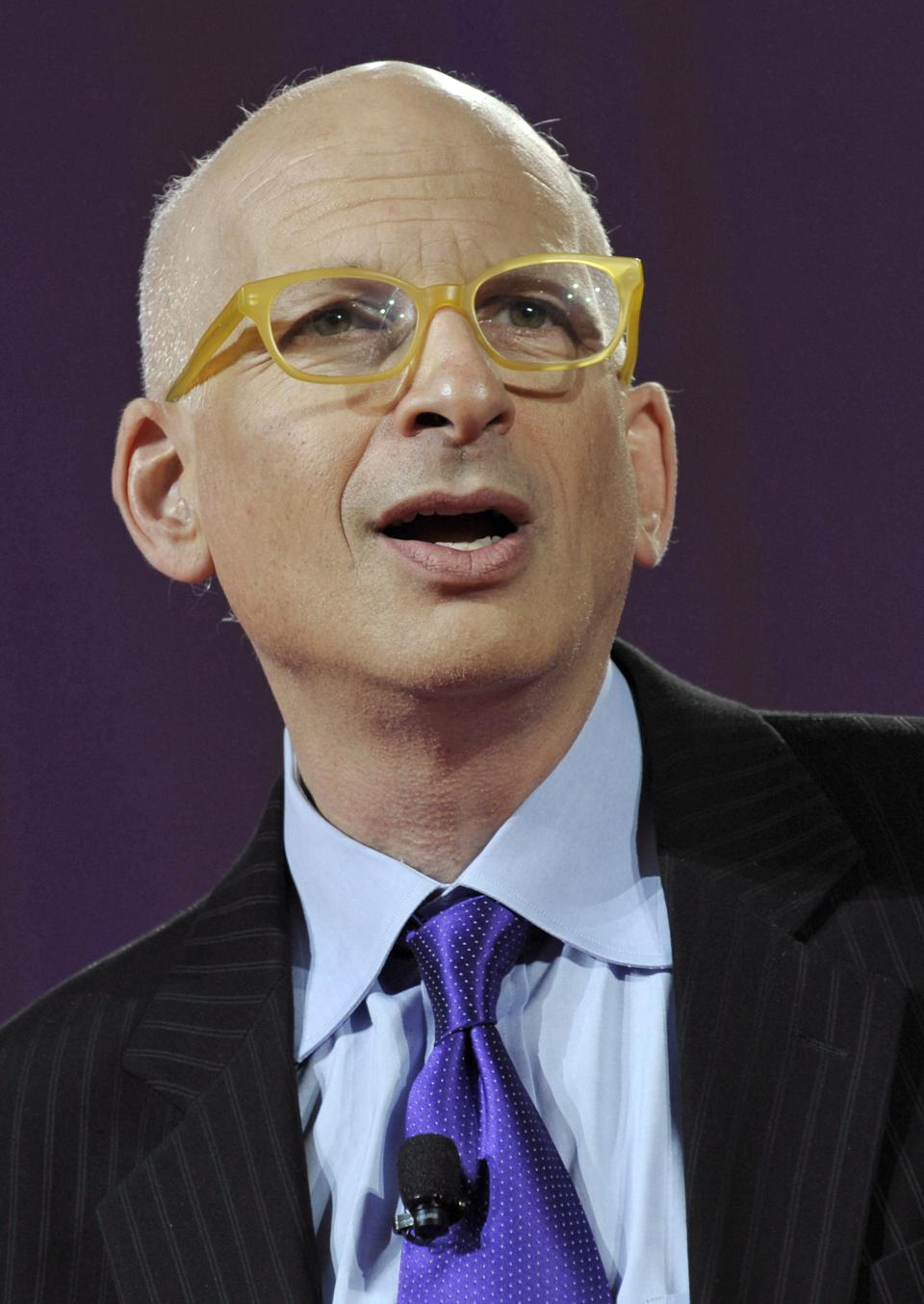 The Challenge At The Heart Of Marketing: An Interview With Seth Godin
