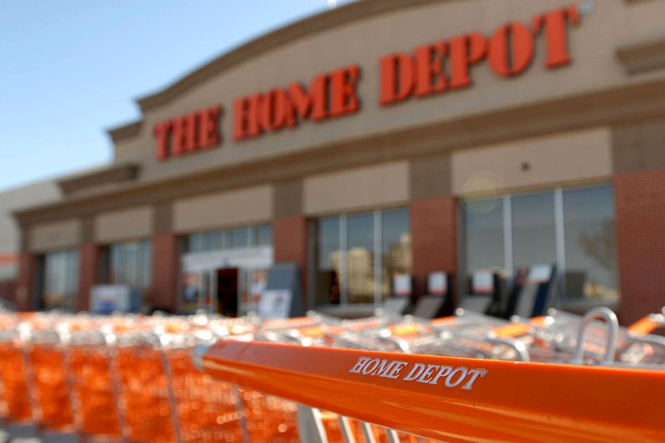 home depot home improvement loan earnings preview home improvement retailer home depot to 852