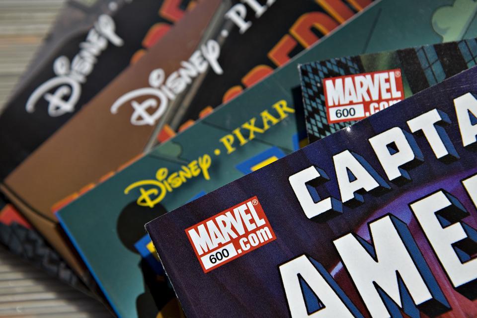 Marvel Cinematic Universe Plus Disney+