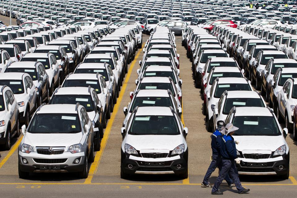 General motors may hack off yet another global arm as for General motors service specials
