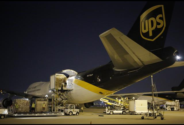 optimizing operations at united parcel service essay United parcel service rolls out self-learning system to speed shipping united parcel service ups operations research scientists began piloting telematics.