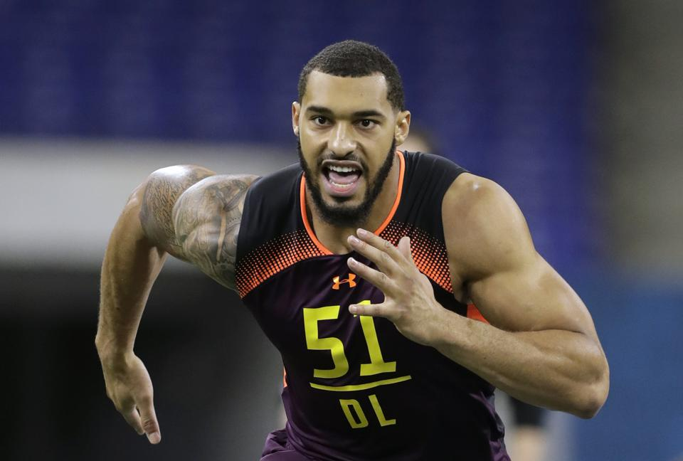 Lions NFL Draft Preview: Detroit Could Land A Standout At No. 8