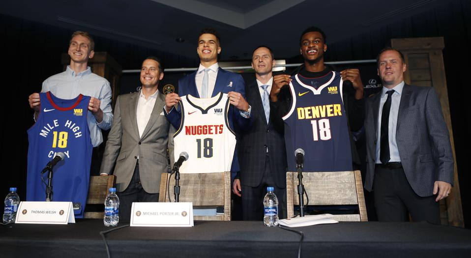 Denver Nuggets Make The Right Move By Extending Contracts Of Tim Connelly And His Front Office Staff