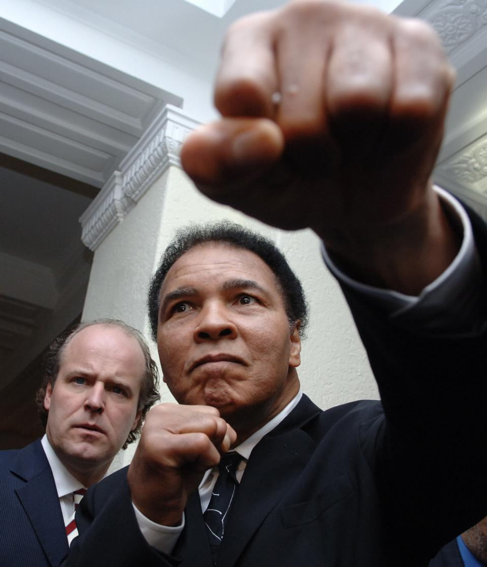 Louisville Hopes Renaming Airport For Muhammad Ali Is Greatest For Business