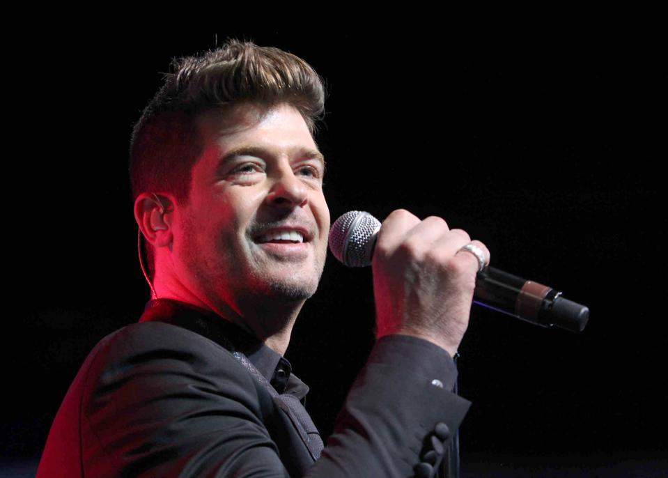 Controversial 'Blurred Lines' Suit Ends In $5 Million Verdict