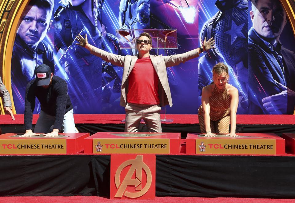 Before 'Endgame': A Recap Of Marvel's Phase 1