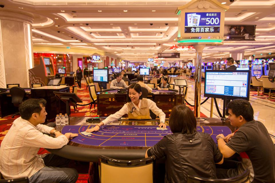 Why Casinos Love And Fear Baccarat The World S Biggest