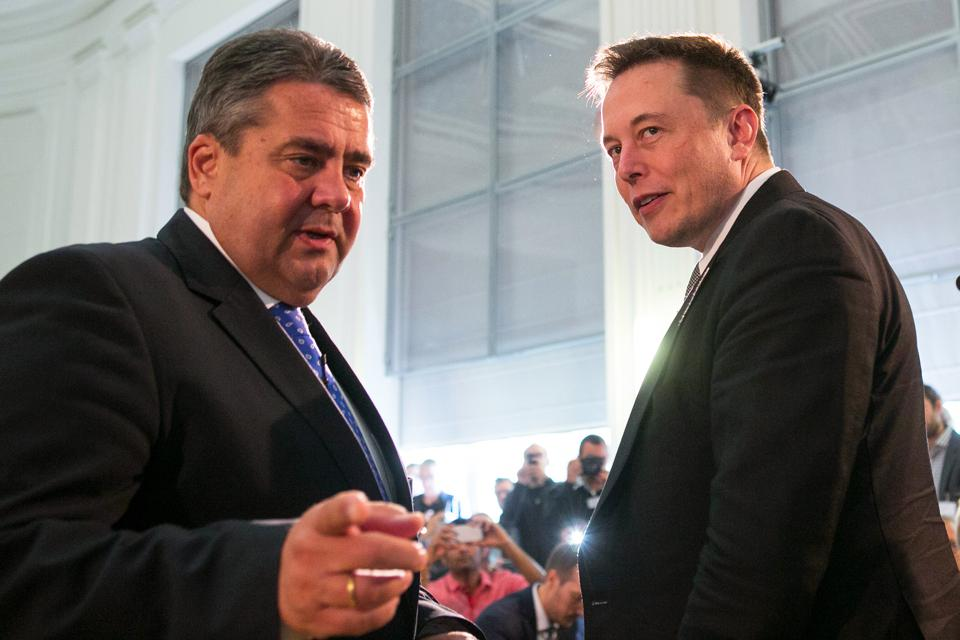 Why Elon Musk Should List Tesla Shares In Germany