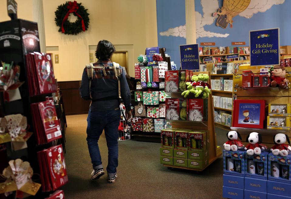Bookstore Sales Increased Again