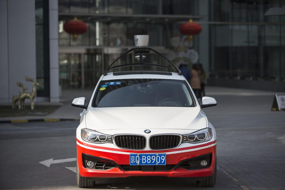 Why China S Baidu Could Beat Google In The Race For Self
