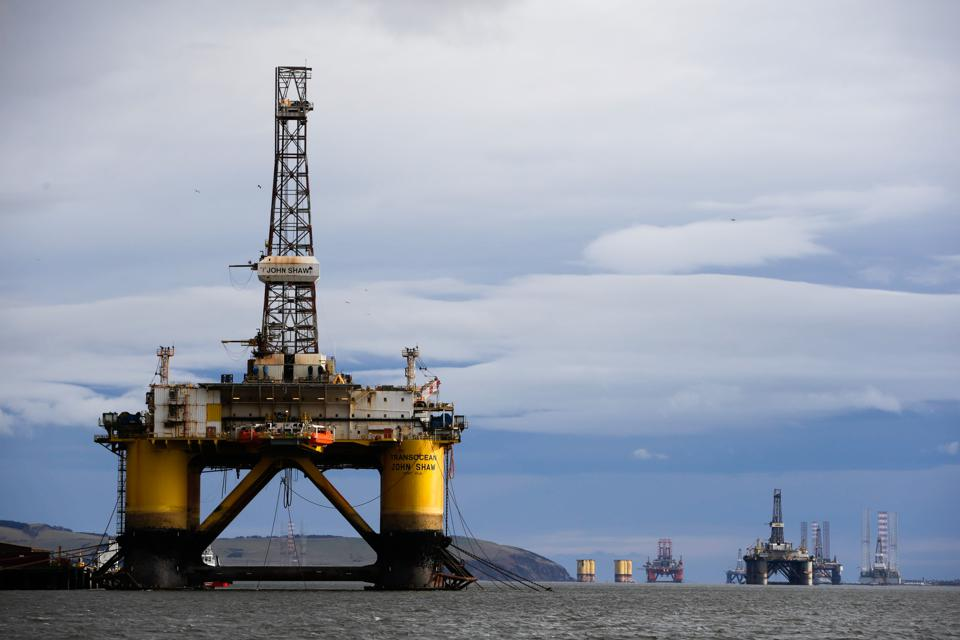 What's The Outlook Like For Transocean In 2019?