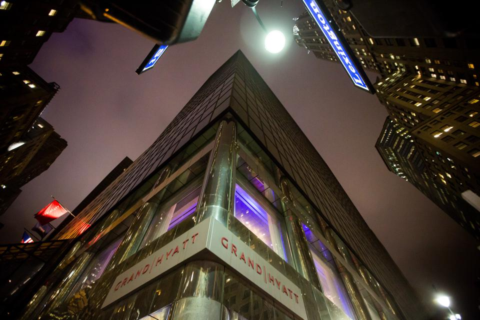 Grand Hyatt New York To Be Torn Down