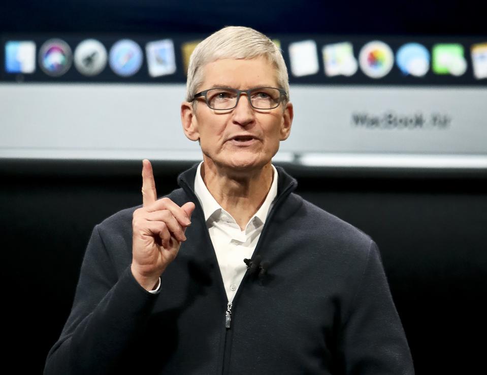 Apple's Shock Earnings Warning Raises The Specter Of GE-Like Performance
