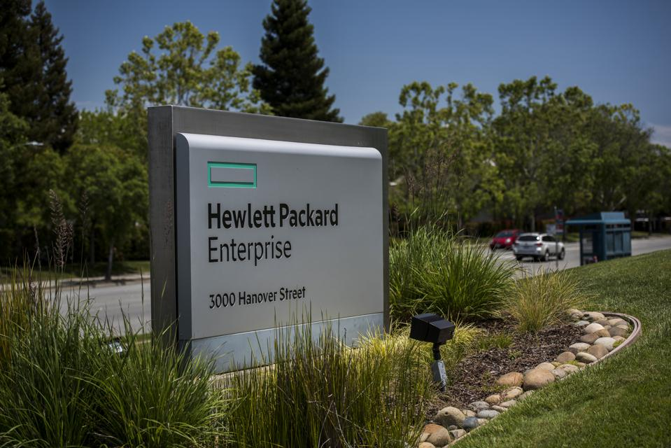 Did HP Enterprise Lose Ground To Cloud Competitors In Fiscal Q2?