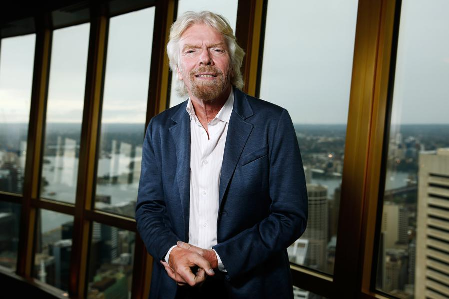 How Entrepreneurs Like Richard Branson Learned to Beat Burnout