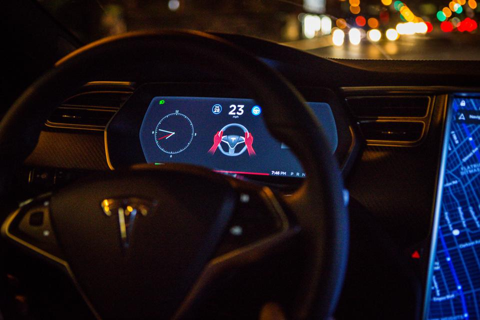 Autonomous Driving And Elon Musk, The Visionary