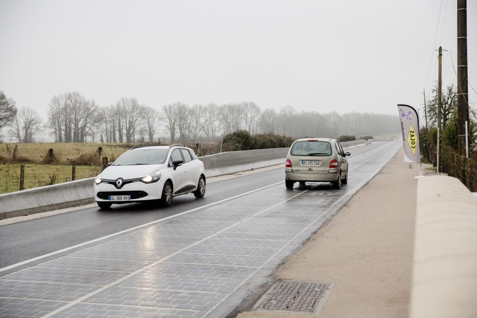 France's Solar Highway Was Always A Road To Nowhere