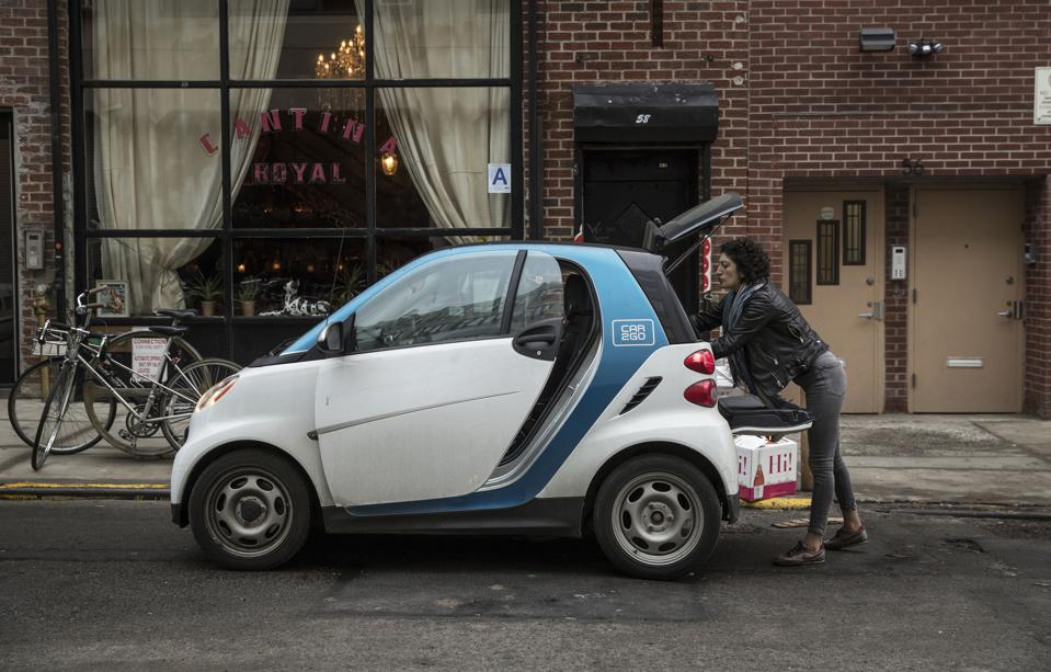 How Car Sharing Can Save The World From The Autonomous-Vehicle Robot ...