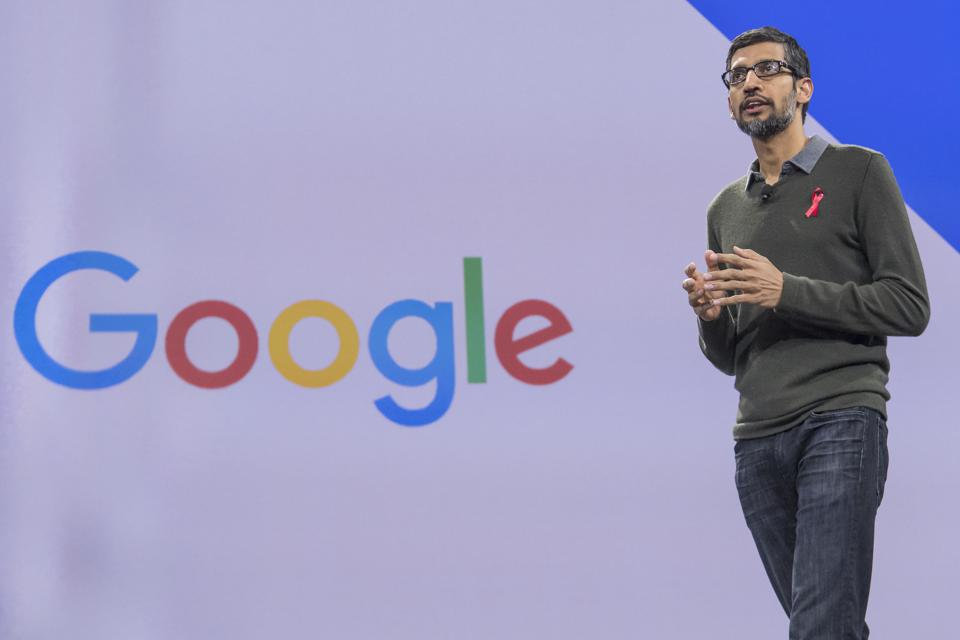 How Google CEO Sundar Pichai Should Have Responded To The Massive Employee Walkout