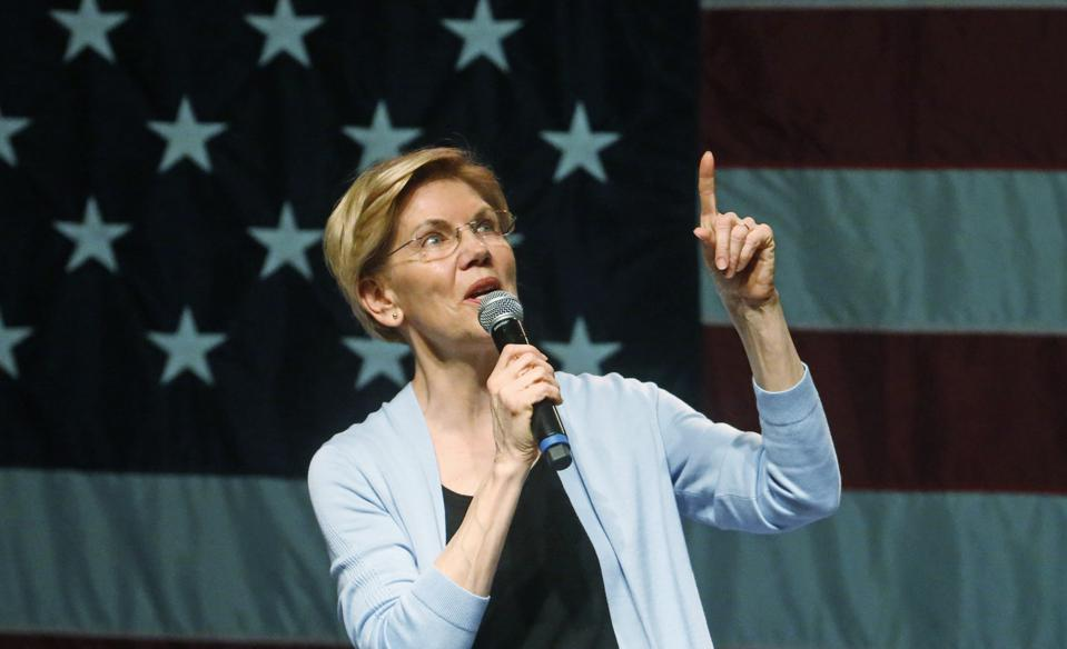 The Top 5 Problems With Warren's Higher Ed Proposal