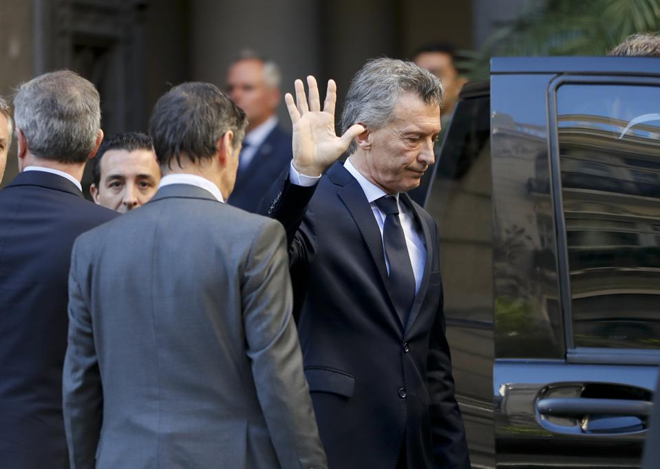 There Is Only One Way Mauricio Macri Is Reelected In Argentina