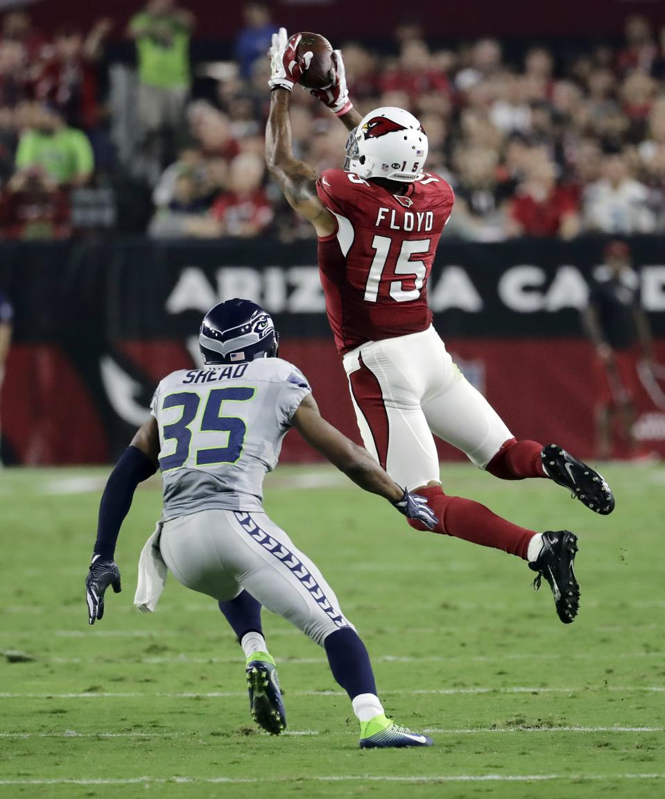 Michael Floyd Gives Ravens More Depth At Wide Receiver
