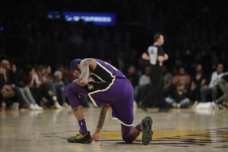 It's Hard To Find Light During Latest Lakers Nightmare