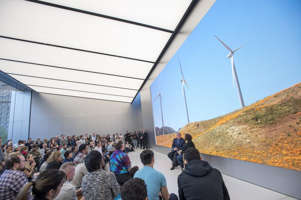 3 Reasons Why Apple, Danone, Mars, Nestle And Unilever Just Stood Up For Strong Climate Policy